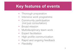 Community Planning Events; How To Organise A Successful One