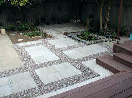 modern concrete patio. Modern Concrete Patio Landscape Gallery Project