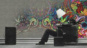 Buddha trippy science fiction artwork stephen youll wallpaper. Trippy Wallpapers Hd Wallpaper Cave