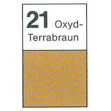 Mixol Universal Abtönkonzentrat Nr. 21 Oxyd Terrabraun 20Ml