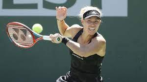 WTA Indian Wells: Angelique Kerber bezwingt Ajla Tomljanovic im  Achtelfinale - Highlights - Tennis Video - Eurosport