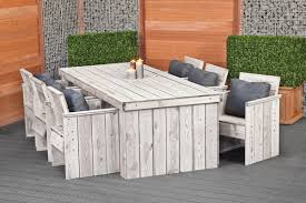 build a rustic outdoor table farmhouse outdoor dining set rustic porch furniture diy rustic furniture projects