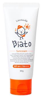 LACOUVEE <b>BIATO Крем солнцезащитный детский</b> SPF 50+ ...