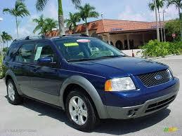 2005 Dark Blue Pearl Metallic Ford Freestyle SEL #17042292 ...
