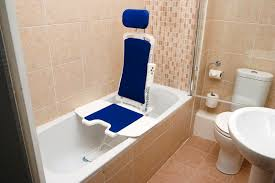 ada shower chair with legs