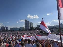2020–2021 <b>Belarusian</b> protests - Wikipedia