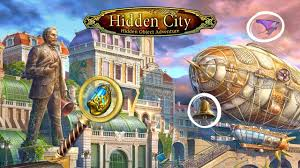 If you like this genre you will find here many good entertainments! Hidden City Hidden Object Adventure March 2019 Youtube