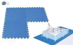 Piastrelle Antiscivolo Per Piscina : Piastrelle antiscivolo per fondo piscina ad incastro intex
