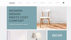 20 beautiful home and garden website templates