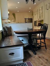 round table with bench seat round table with bench seat how to make a for kitchen com home interior kitchen table bench seat cushions