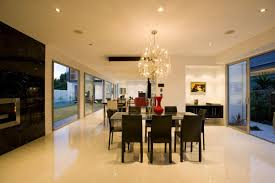 Moderne Kronleuchter Für Esszimmer Mit Silber Chrom Beleuchtung über