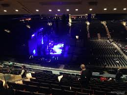 concert seat view for madison square garden section 223 row 16