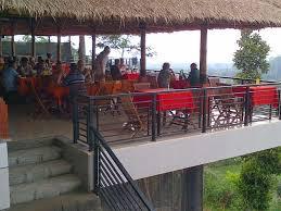 Obyek Wisata Bali Utara - restoran mentari