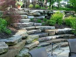 rock wall landscape natural stone project ideas rock wall landscaping utah rock wall landscape