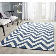 safavieh amherst collection amt419p navy and beige indoor outdoor area rug 4