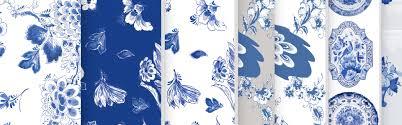Nicolette Mayer Royal Delft Behang