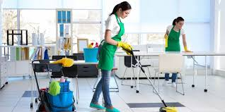 Types of cleaning services offered by cleaning companies Aero Tech Dwc