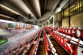 The Seats At Martin Stadium
