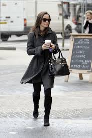 pippa middleton on morning walk to work in london hawtcelebs pippa middleton
