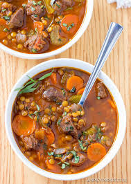 beef and lentil stew a y perspective