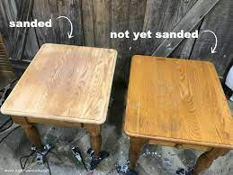 how to apply wood stain for an amazing