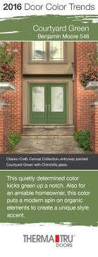 front door color trends 2014. courtyard green by benjamin moore \u2013 one of the front door color trends for 2016 2014 m