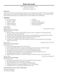 Marketing Resume Samples Marketing Resume Samples 2016 – Ringfinger.co