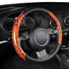 hot deal us 14 98 for autoyouth hot auto car steering wheel cover leather fits 38cm 15 inch diameter car styling car accessories for rav4 funda volant
