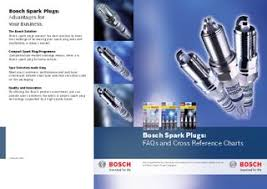 Publication Bosch Cross Reference Plug Fa_hr By Feixief K