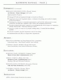 Video Production Specialist Sample Resume wwwtrendresumewpcontentuploads100100tem 82