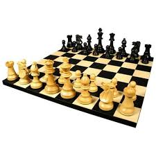 Game With Rocks And Wooden Board Awesome How Many Pieces In A Chess Set ChessWarehouse