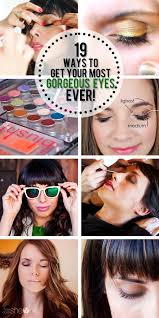 19 ways to get your most gorgeous eyes ever best makeup tutorialshair