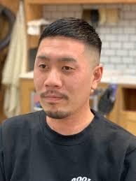 クロップスタイル スキンフェード 羽曳野市のメンズヘアー専門 Akari Works