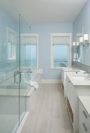 coastal style bath lighting. Coastal Bathroom | Mike Schaap Builders Inc. Style Bath Lighting
