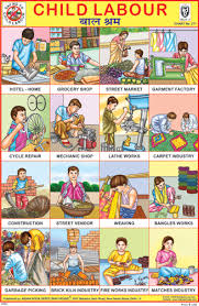 Labour Chart Child Labour Charts School Posters Teaching Schools