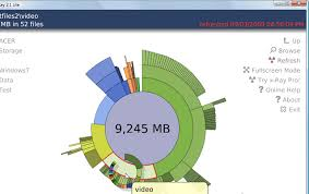 Visualize Your Disk Space With Tdp X Ray Lite