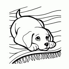 25 Idee Puppy Hondje Kleurplaat Mandala Kleurplaat Voor Kinderen