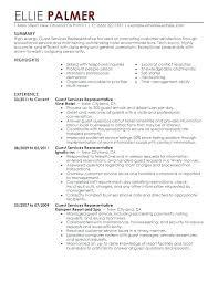 Resume Template For Hospitality Sample Resume Hospitality Skills