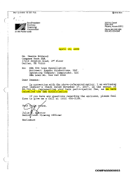 Mortgage Fraud Mortgage Fraud Gift Letter