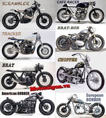 scrambler vs cafe racer idea de imagen de motocicleta