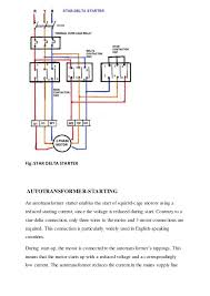 motor starter 3 phase facbooik com Wiring Diagram For Squirrel Cage Motor switchgear and protection, starting of 3 phase induction motor wiring diagram for squirrel cage motor