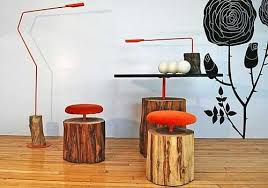 Handmade Wood Furniture Design Ideas Modern Salvaged Wood