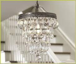 pottery barn clarissa chandelier knock off designs
