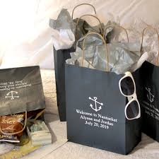 Ideas For Wedding Gift Bags For Hotel Guests