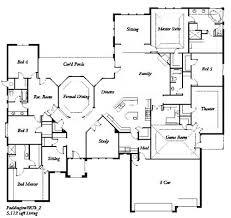 5 bedroom floor plan.  Plan Manchester Homes  The Paddington 5 Bedroom Floor Plan  By  ManchesterHomes Inside E