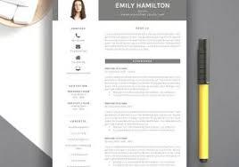 Modern Resume Templates Free Download Elegant 39 Ideal Free ...