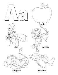 Letters Ofthe Alphabet Coloring Pages Pdf Alphabet Coloring Bubble ...