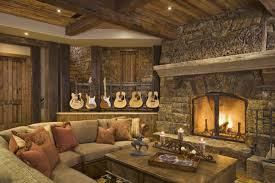 Western Style Living Room Furniture Interior Design Home Decorating Living Room Decorating Ideas