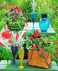 garden items. DIY_unique-Recyclable-container-garden-Ideas-16 Garden Items
