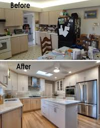 MidCentury Kitchen Redesign Kitchen Rehab Company Amazing Kitchen Remodel Financing Minimalist